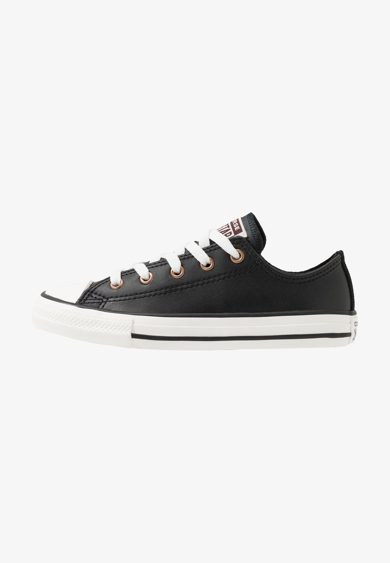 Converse - CHUCK TAYLOR ALL STAR MISSION WARMTH - Trainers - black/jasper red/vintage white