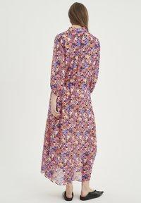 InWear - Shirt dress - pink flower field - 1