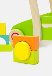 Hape - BAUWAGEN UNISEX - Toy - multicolor - 4