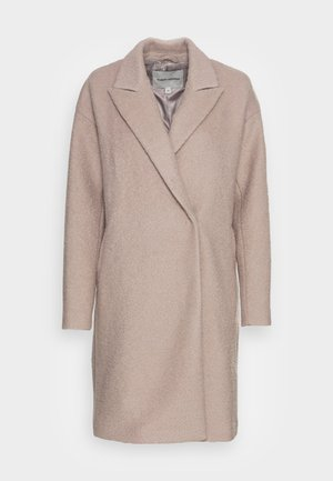 COAT REESE - Klasický kabát - beige