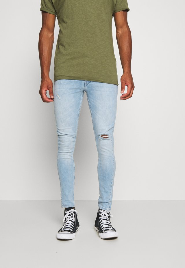 BRAVADOS - Slim fit jeans - light wash
