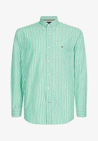 Tommy Hilfiger - BOLD STRIPE REGULAR FIT - Shirt - grün - 1