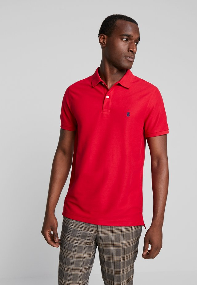 PERFORMANCE - Polo - real red