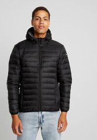 Schott - SILVERADO - Down jacket - noir - 0