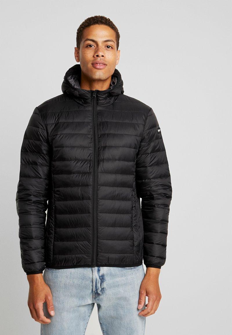 Schott - SILVERADO - Down jacket - noir