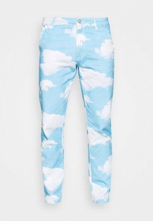 CLOUD DYE - Jeansy Straight Leg - blue