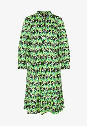 Shirt dress - fresh green