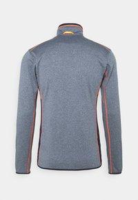 Salewa - PUEZ HYBRID - Fleecová bunda - navy blazer - 1