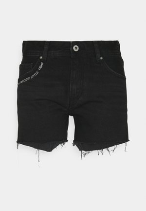 THRASHER  - Denim shorts - dark blue