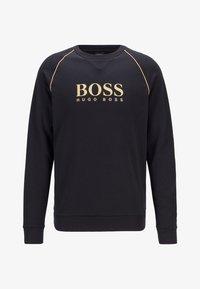 BOSS - TRACKSUIT SWEATSHIRT - Sweatshirt - black - 4