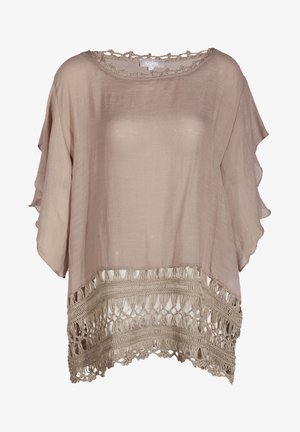 TOP - Tunica - taupe