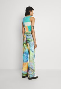 Jaded London - LOW RISE BUTTERFLY BACKGROUND - Jeans Bootcut - multi - 2