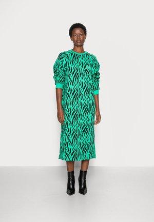 ORGANIC DONNA - Day dress - multi deep mint