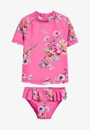 SUNSAFE SUIT - Swimsuit - pink