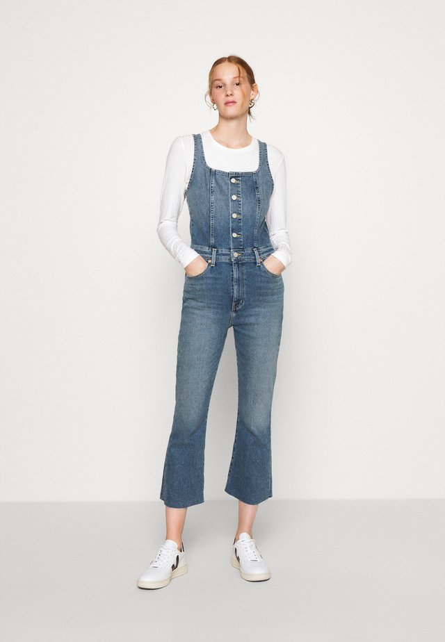 IVY - Jumpsuit - light blue denim