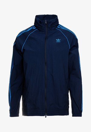 Training jacket - collegiate navy