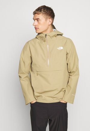 MEN'S ARQUE JACKET - Hardshelljacka - kelp tan