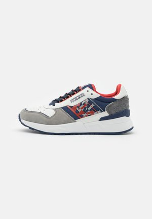 SPARROW - Trainers - grey/navy