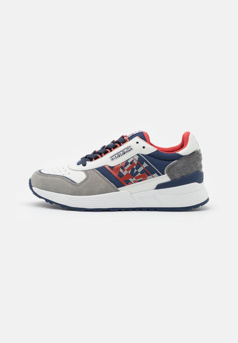 Napapijri - SPARROW - Sneakers laag - grey/navy