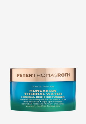 HUNGARIAN THERMAL WATER MINERAL-RICH MOISTURIZER - Hydratant - -