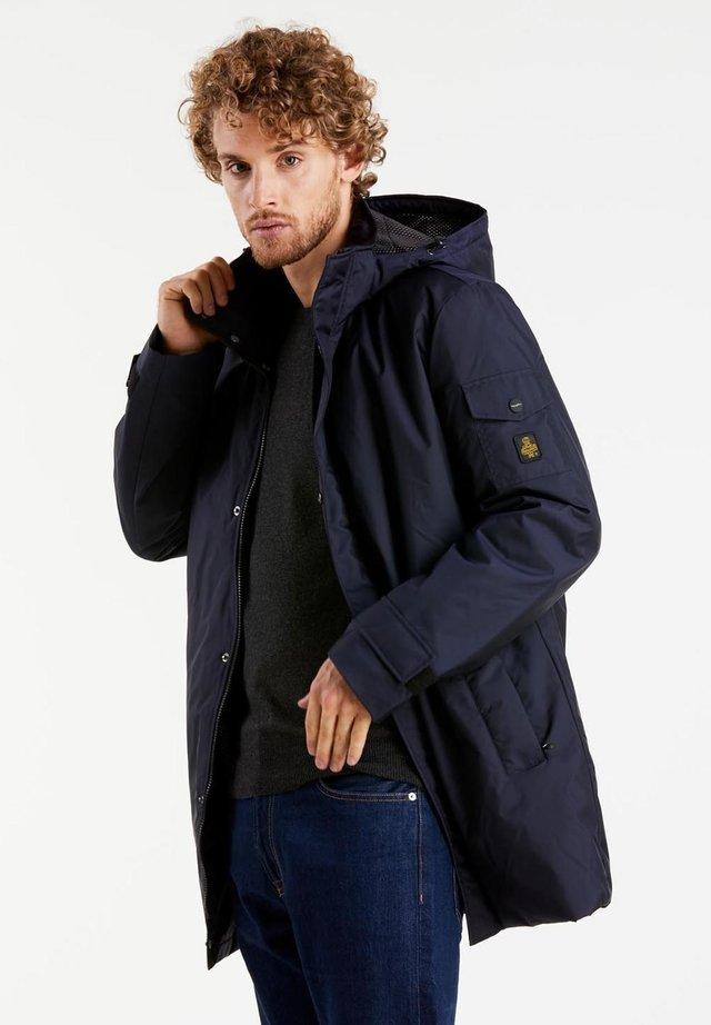 NEW ERIE - Cappotto invernale - blu scuro
