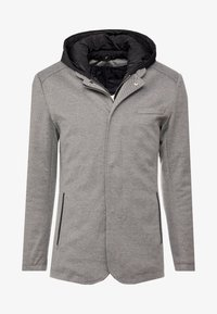 Piazza Italia - GIACCONE - Light jacket - grey - 4
