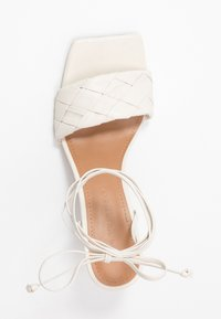Who What Wear - MEARA - High heeled sandals - prestine - 3