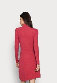 Glamorous Tall - LADIES DRESS - Jersey dress - burnt orange - 2