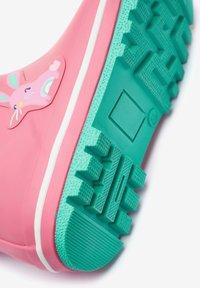 Next - Wellies - pink - 3