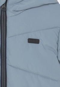 Name it - NBMMAKE PUFFER - Winter coat - blue fog - 3