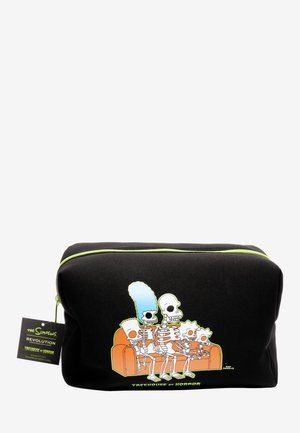 REVOLUTION THE SIMPSONS COUCH BAG - Toilettas - -