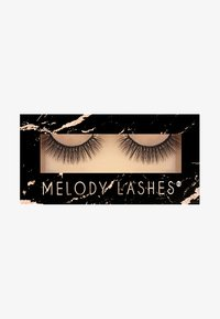 Melody Lashes - Kunstwimpers - black - 0