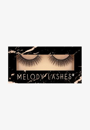 False eyelashes - black