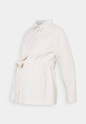 PCMPAULINA  - Button-down blouse - birch