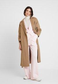 Karen by Simonsen - KERRYKB COAT - Classic coat - toasted coconut - 1
