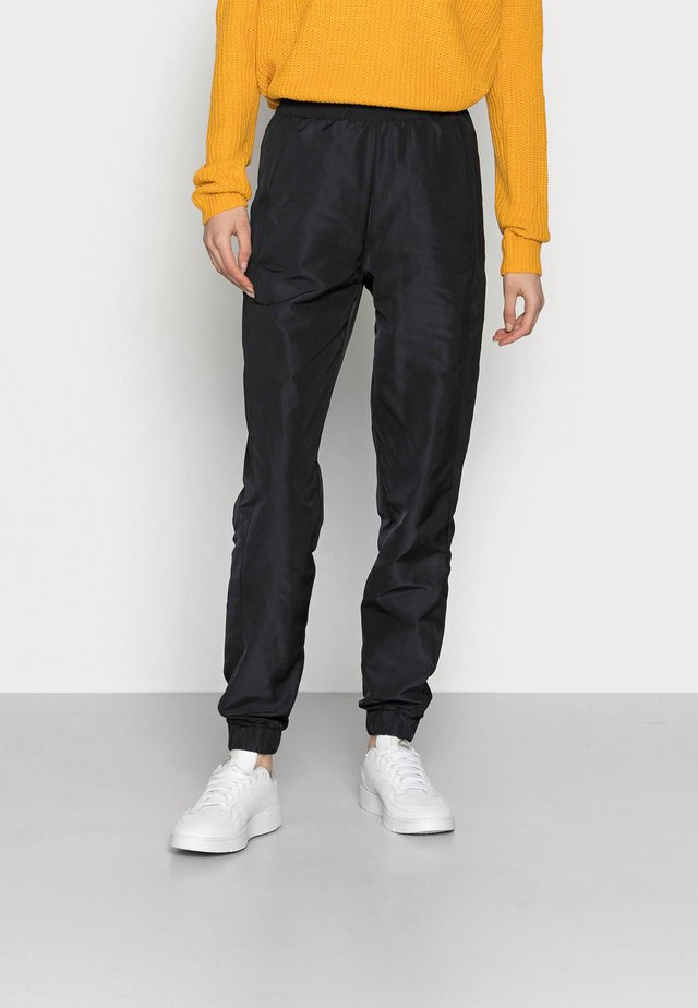 NMKAJA PANTS - Verryttelyhousut - black