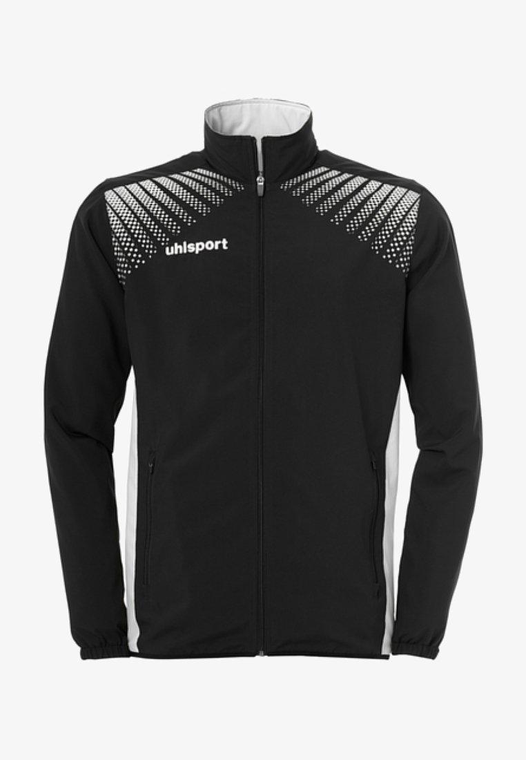 Uhlsport - Sports jacket - schwarz / weiß
