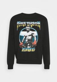 Nominal - IRON MIKE TYON CREW - Sweatshirt - black - 3