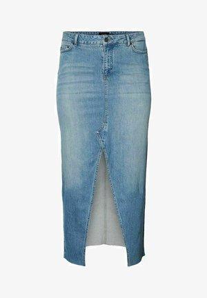 Spódnica jeansowa - medium blue denim