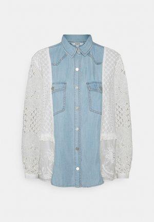 CAM INDO - Skjortebluser - white
