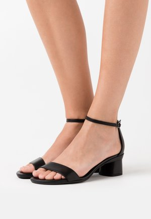 ELEVATE BLOCK  - Sandals - black santiago