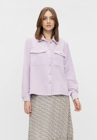 Pieces - Camisa - orchid bloom - 0