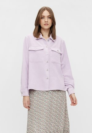 Camisa - orchid bloom