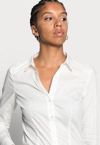 Vero Moda - VMLADY - Button-down blouse - snow white - 4