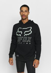 Fox Racing - OVERHAUL - Kapuzenpullover - black - 0