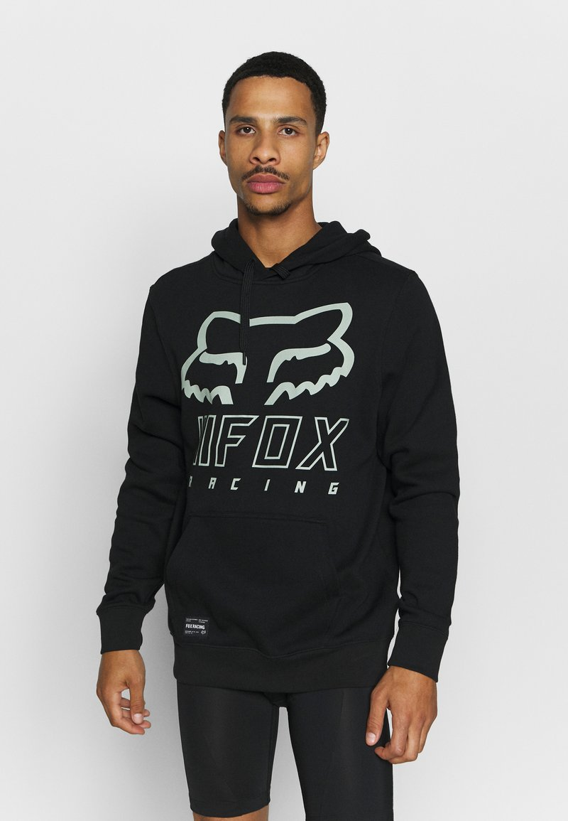 Fox Racing - OVERHAUL - Kapuzenpullover - black