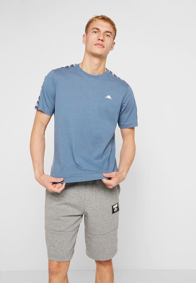 GRENNER - T-shirt imprimé - dark blue