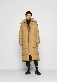 ARKET - COAT - Down coat - beige dark - 1