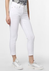 Cambio - PIPER - Jeans Skinny Fit - weiß - 0