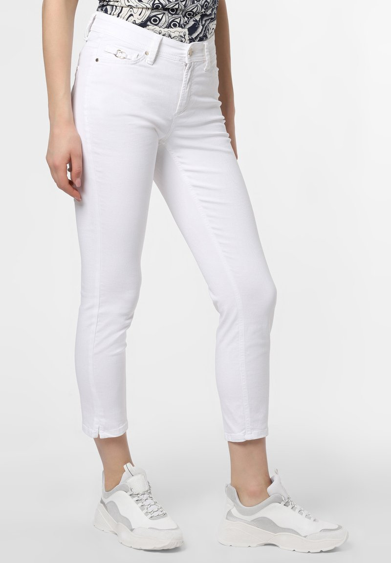 Cambio - PIPER - Jeans Skinny Fit - weiß